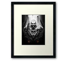 Braum - League of Legends Framed Print