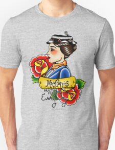 Maria Poppins lady head T-Shirt