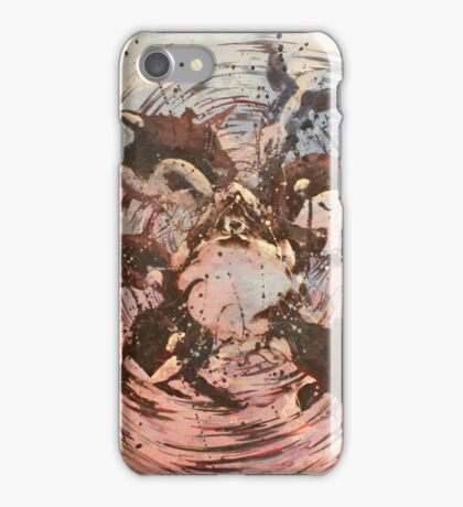 Global Warming: Melting Whales iPhone Case/Skin