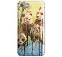 Global Warming: Melting Pandas iPhone Case/Skin