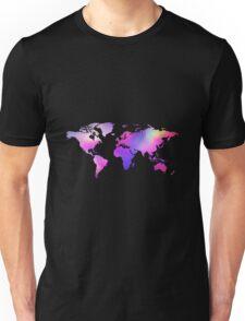 Holographic map Unisex T-Shirt