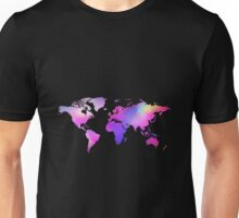 Holographic map Unisex T-Shirt
