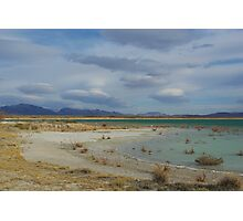 Crystal Reservoir, Nevada Photographic Print