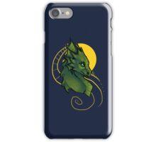 Dragon headshot iPhone Case/Skin