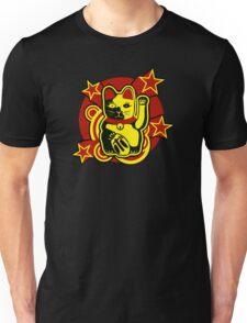 Maneki Neko Chinese Lucky Cat T-Shirt