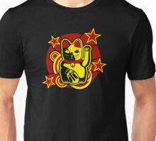 Maneki Neko Chinese Lucky Cat Unisex T-Shirt