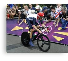 Sir Bradley Wiggins Canvas Print