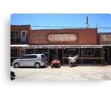 Route 66 - Oatman General Store Canvas Print