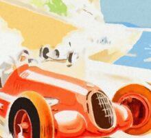 Grand Prix Monaco 1937 Sticker