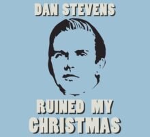 Dan Stevens Ruined Christmas by Wetasaurus