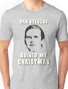 Dan Stevens Ruined Christmas Unisex T-Shirt