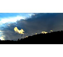 CloudFantasy-30 Photographic Print