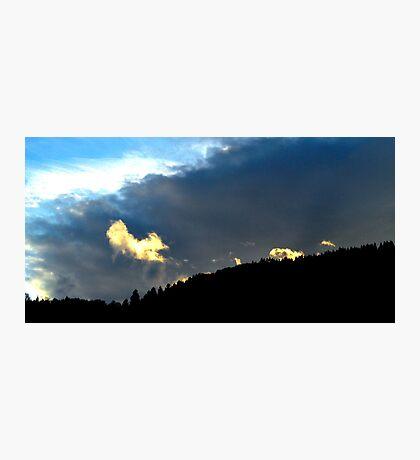 CloudFantasy-30 Photographic Print