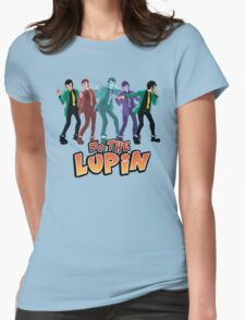 Do the Lupin Womens Fitted T-Shirt
