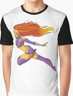 Starfire Graphic T-Shirt