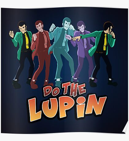 Do the Lupin Poster