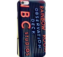 New York - Radio City iPhone Case/Skin