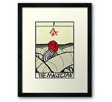 Tarot: The Magician Framed Print