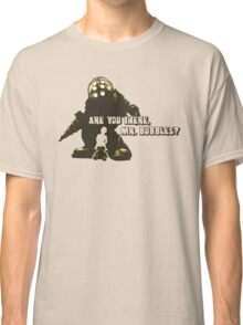 Bioshock: Are you there, Mr. Bubbles? Classic T-Shirt