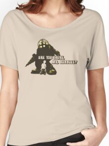 Bioshock: Are you there, Mr. Bubbles? Women's Relaxed Fit T-Shirt