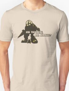 Bioshock: Are you there, Mr. Bubbles? T-Shirt
