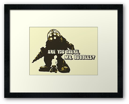 Bioshock: Are you there, Mr. Bubbles? by dutyfreak
