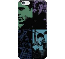Cross Over Silhouette iPhone Case/Skin