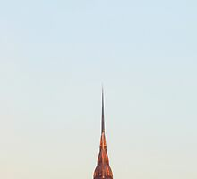 New York Sunset by NB-Likes