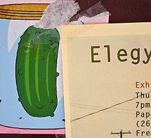 29/12 elegy by Evelyn Bach