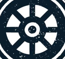 SPW - Speed Wagon Foundation [Navy] Sticker