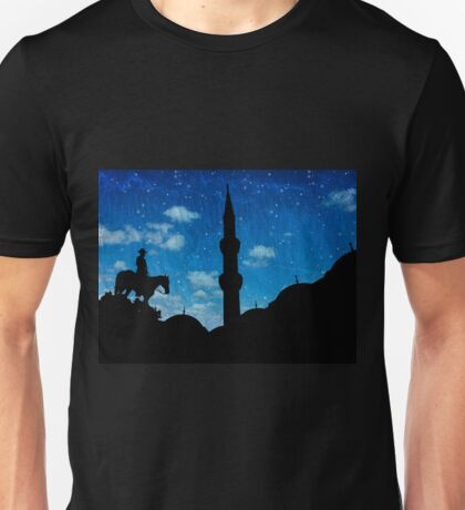 1001 Nights - The Crawford Manuscript Unisex T-Shirt
