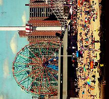 Vintage Coney Island  by NB-Likes