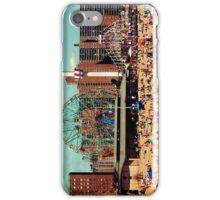 Vintage Coney Island  iPhone Case/Skin