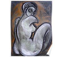 Three Beauties - Graceful - Nudes Gallery Poster