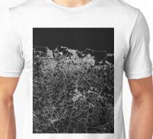 San Juan map Puerto Rico Unisex T-Shirt