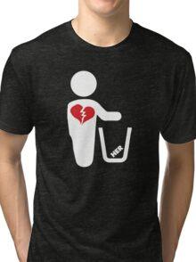 Dump Her Tri-blend T-Shirt