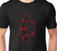Red Brass Knuckles T Shirt Design Unisex T-Shirt