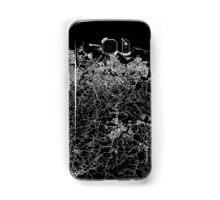 San Juan map Puerto Rico Samsung Galaxy Case/Skin
