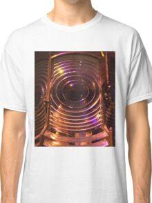 Nautical Lighthouse Crystal Classic T-Shirt
