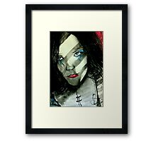 Dreaming In Shadows Framed Print