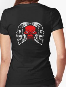 Skull 61 Womens Fitted T-Shirt