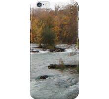 Up river of Niagara Falls iPhone Case/Skin