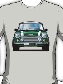 Mini Cooper S in Green T-Shirt