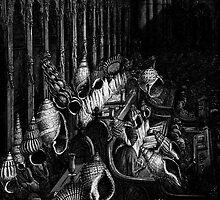 Mollusc's in Church. by - nawroski -