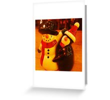 Salt & Pepper Greeting Card