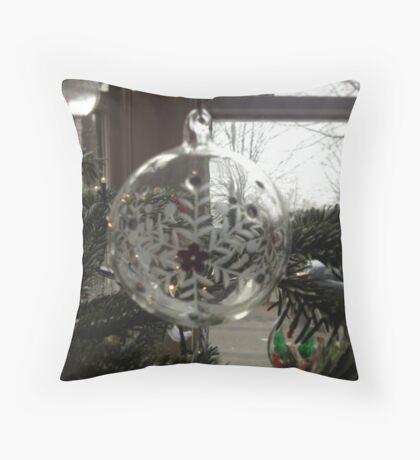 Bauble Throw Pillow