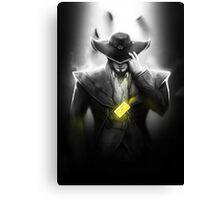 Twisted Fate - League of Legends Canvas Print