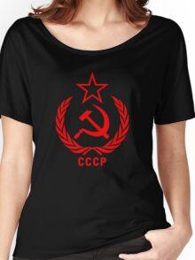 Communist Women's Relaxed Fit T-Shirt