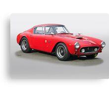 1961 Ferrari 250 GT SWB Canvas Print