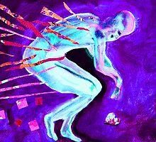 Butoh: Last Lost Heart by suebarmos